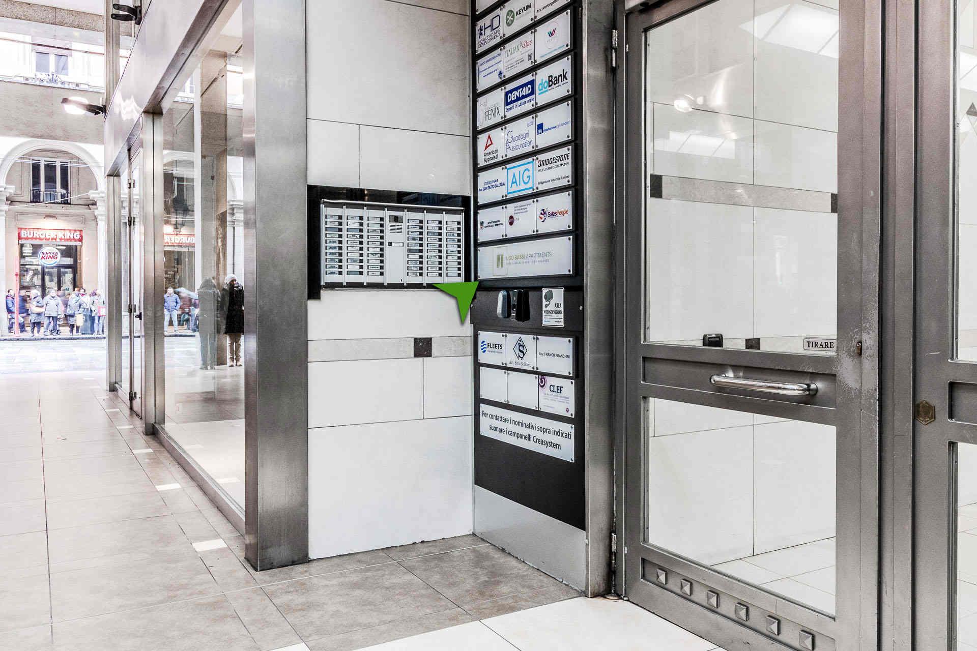 Galleria Ugo Bassi | Ugobassi Apartments