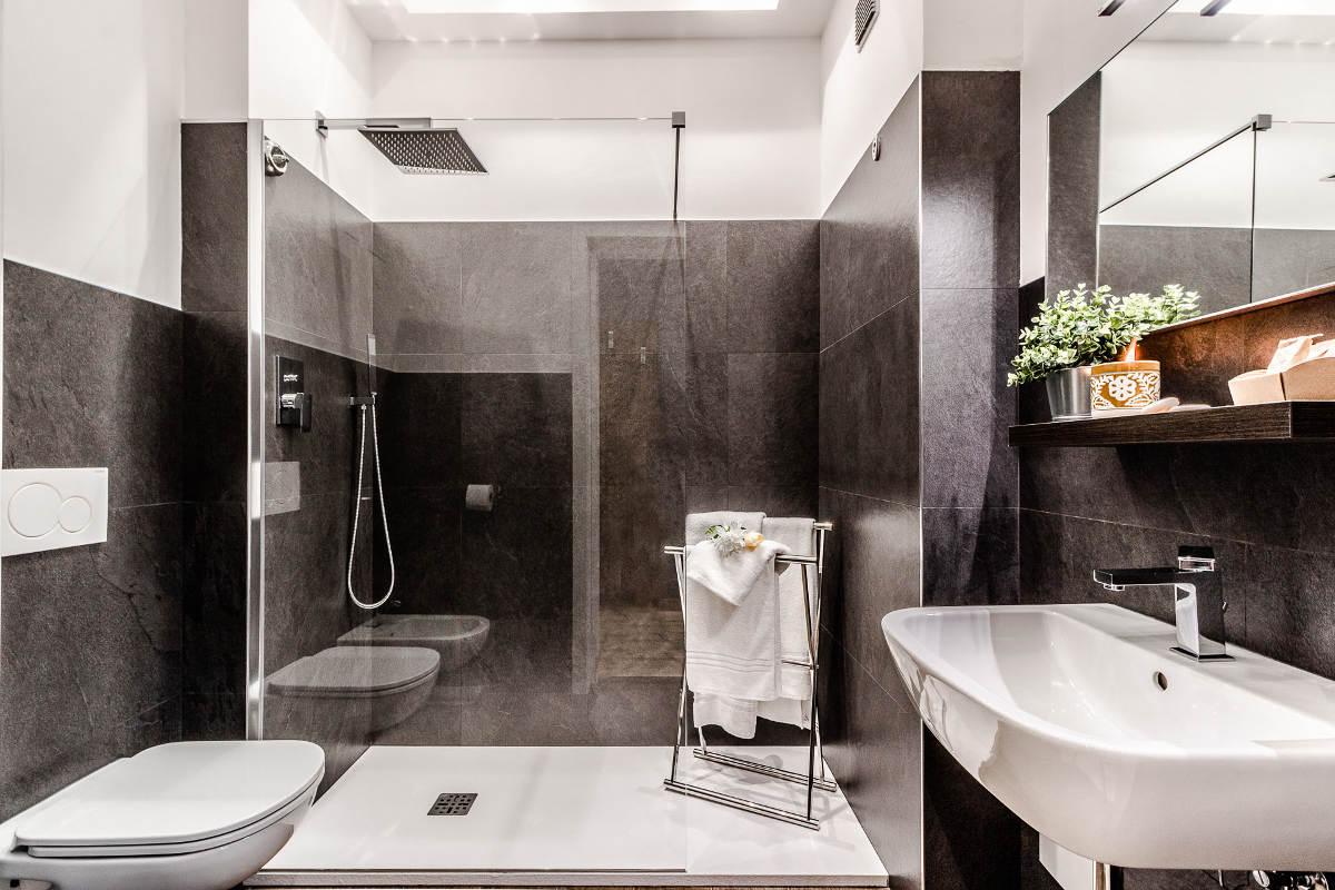 Bagno Appartamento Pavaglione | Ugo Bassi Apartments