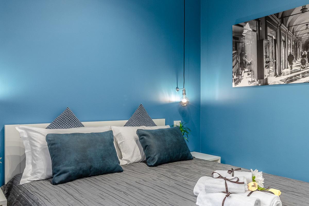 Camera da letto Appartamento Pavaglione | Ugo Bassi Apartments