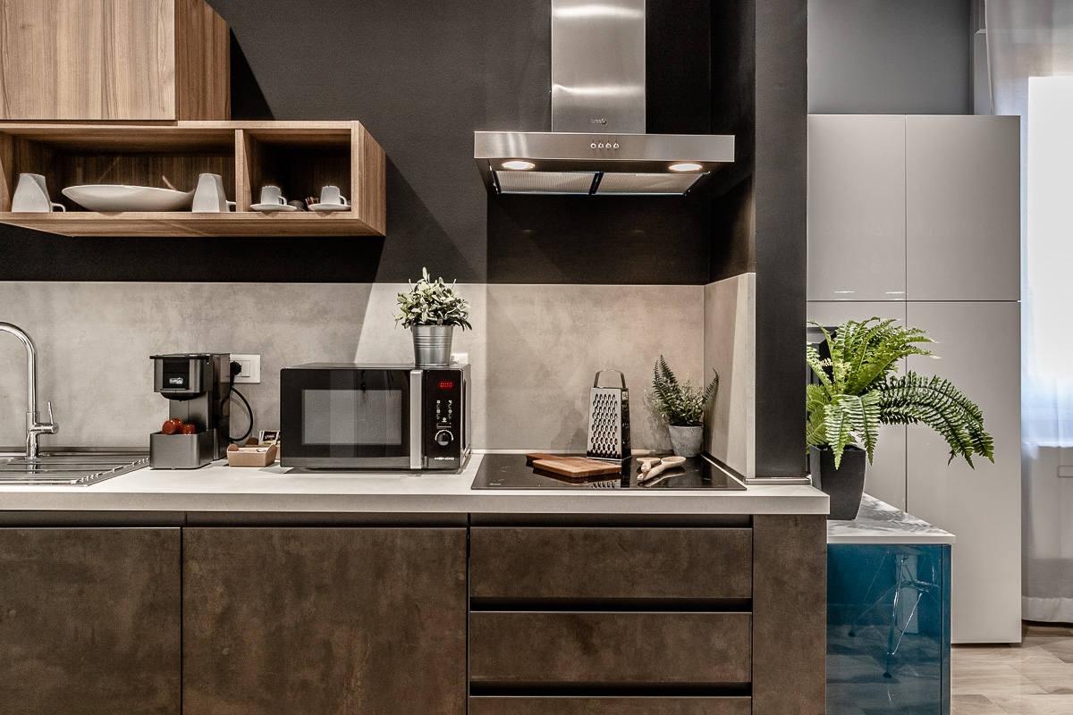 Cucina Appartamento Pavaglione | Ugo Bassi Apartments