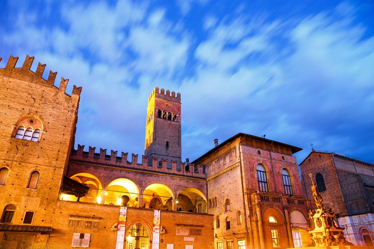 Vistare Bologna - Palazzo re enzo
